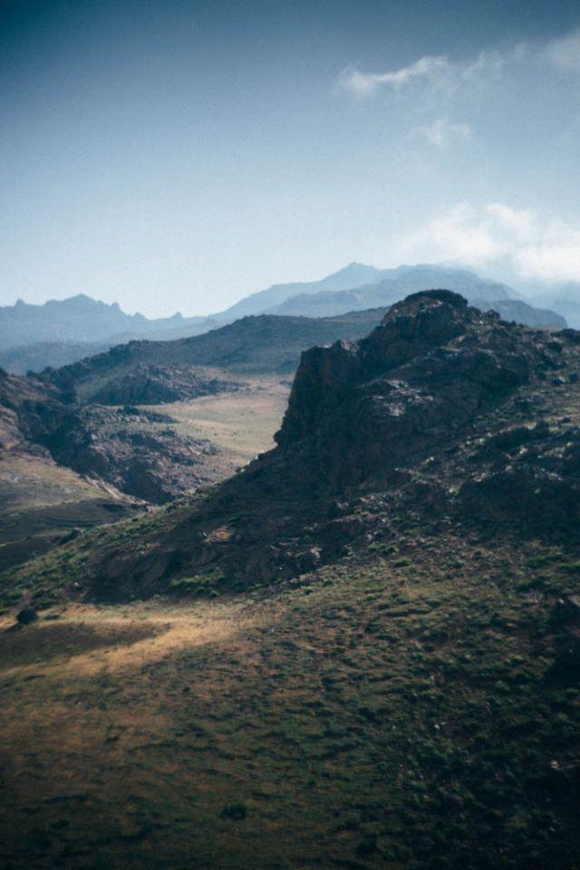 A festői Atlasz-hegység