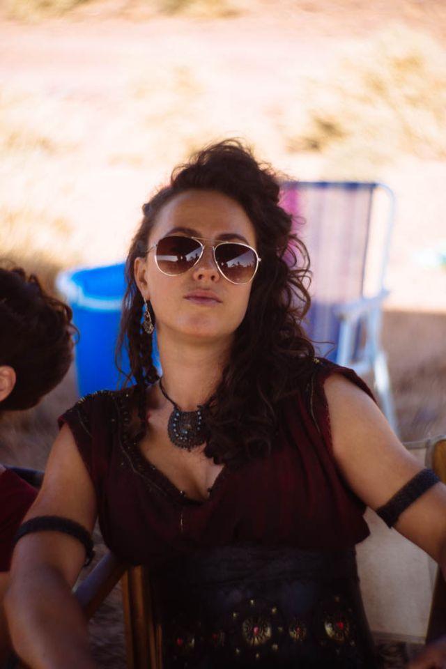 A második évadban bemutatkozó Amy Manson (Médeia)