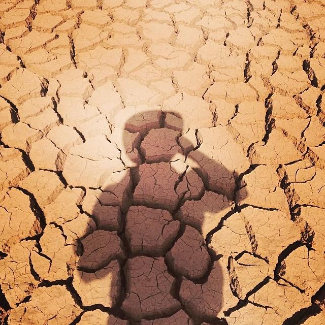 Sivatagi szárazság