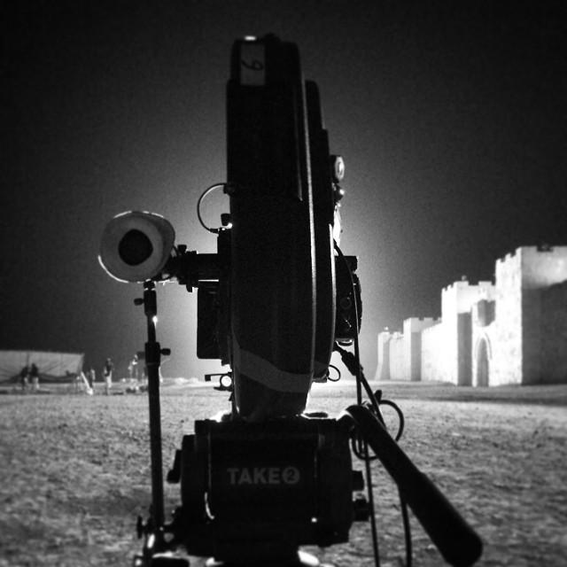Irányba állított 35 mm-es filmfelvevő