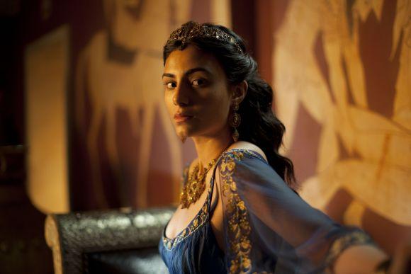 Az újdonsült királynő