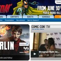 Merlin-nap a francia Comic Conon