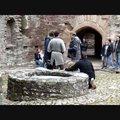 Forgatási videók: Ló, gyerek, Raglan Castle