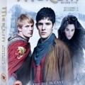 Ötödik évados DVD-borító