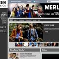 Merlin a BBC America műsorán is