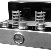 Egy kép: Koda TA-502 elektroncsöves integrált erősítő