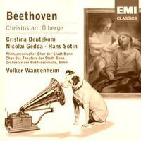 Ludwig van Beethoven: Krisztus az Olajfák hegyén