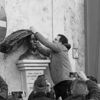 Ávós tüntetés Budapesten