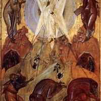 Urunk színeváltozásának ünnepe (Mk 9,2-8; Mt 17,1-9; Lk 9,28-36)