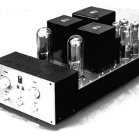 Egy kép: Audio Note Ongaku elektroncsöves integrált erősítő