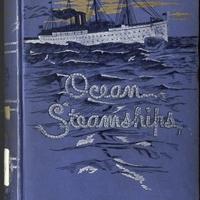"""""""Mellette az ülésen egy Ocean Steamships című fűzött könyv hevert, melyet utazása elején olykor olvasgatott..."""""""