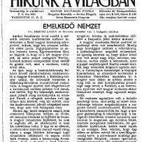 Németh László Emelkedő nemzete