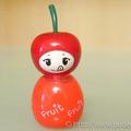 BB máshol: Púderfelhő - TonyMoly Fruir Princess szájfény, cseresznyés