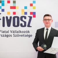 1700 diáknak ad munkát az Év Fiatal Vállalkozója