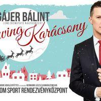 Gájer Bálint karácsonyi nagykoncertet ad