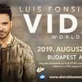 Luis Fonsi Budapesten ad koncertet