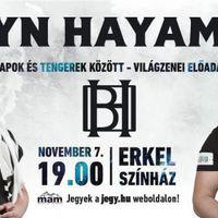 Lemezbemutató koncertet tarta a Beyn Hayamim zenekar