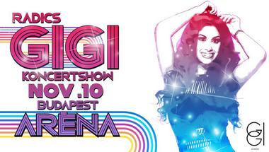 Radics Gigi lemezbemutató koncertet ad novemberben