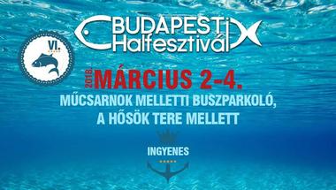 Nyakunkon a VI. Budapesti Halfesztivál