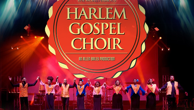 Harlem Gospel Choir sings Aretha Franklin - Budapesten