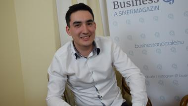 Az út nehézségeiről vallott a sikeres fiatal magyar startupper