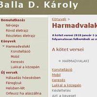 A Harmadvalaki versei