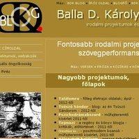Irodalmi projektumok és webakciók