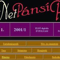 NetPánsíp - időutazás