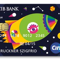 Bruckner Szigfrid és Zsebenci Klopédia CIB-kártyája