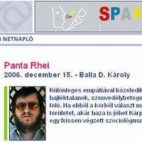 Panta Rhei - Litera-napló-5