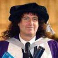 Dr. Brian May + Konkoly-Thege