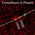 Lefotózott exobolygó