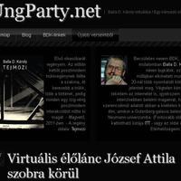 A blogfő: Ungparty.net