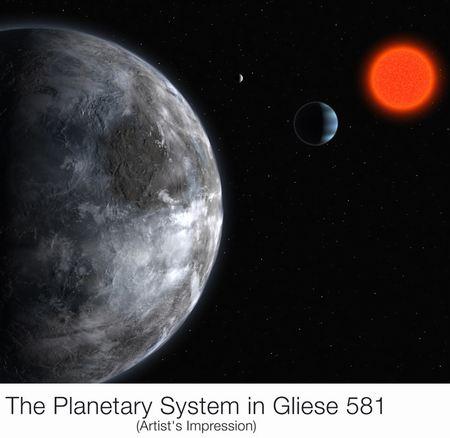 az első föld típusú exobolygó
