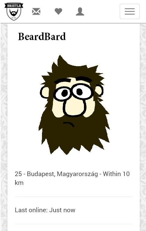 Társkereső oldal profilneve
