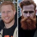A szakállnövesztés 5 mérföldköve