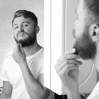 A legrosszabb szakállas szokás. Ha nem vigyázol kezdheted elölről a növesztést.