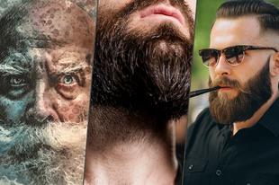 3 szakálltípus - Te melyik vagy?