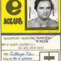 Orszáczky Jackie malaclopója - E-Klub