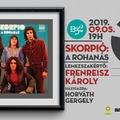 Lemezjátszó Classic // Skorpió w. Frenreisz Károly