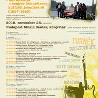 """""""Keletről jön a legújabb rockszenzáció!"""" – konferencia a magyar könnyűzene külföldi jelenlétéről (1957–1989)"""