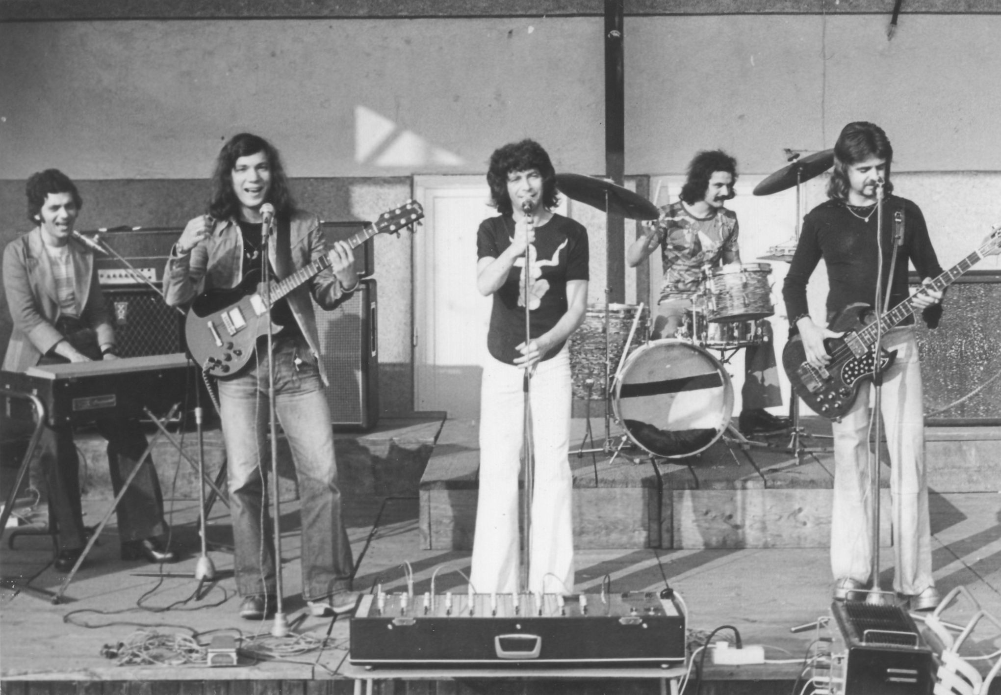Döme István, Vörös István, Kertész László, Döme Dezső, Csolti István (1976)