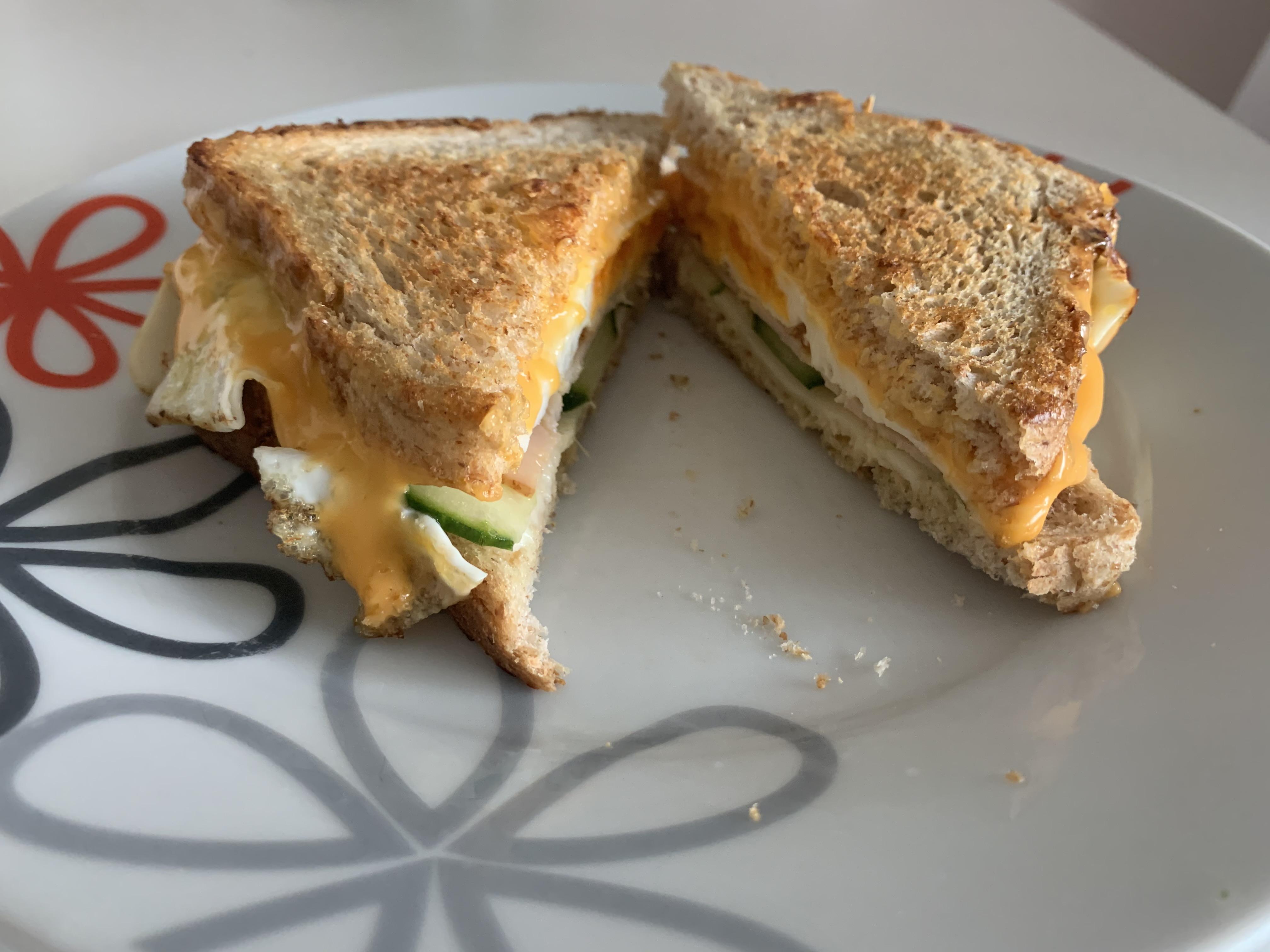 A tökéletes sült szendvics