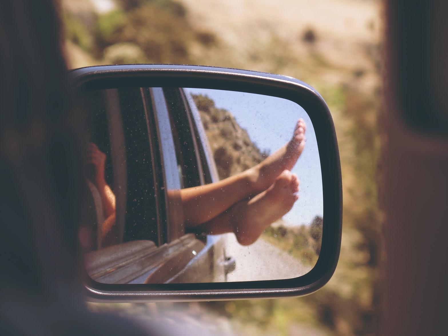 Autós nyaralás IR-esként