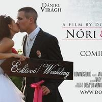 Hagyományos esküvői videó és modern esküvői film, mi a különbség?
