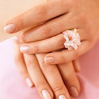 Virágzó gyűrű