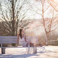 A téli esküvő szépségei