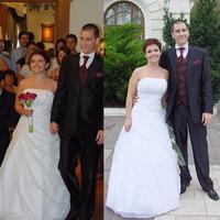 Zsófi és Laci esküvője