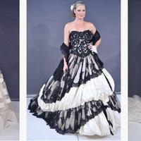 Esküvői ruha divat 2012 ősz - Ian Stuart