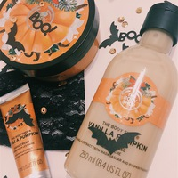 The Body Shop limitált kiadás - Vanilla Pumpkin